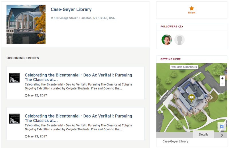 CampusBird Library