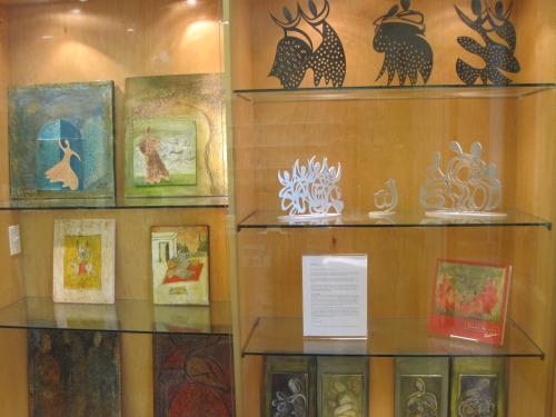 Albany_Library_Showcases_Art