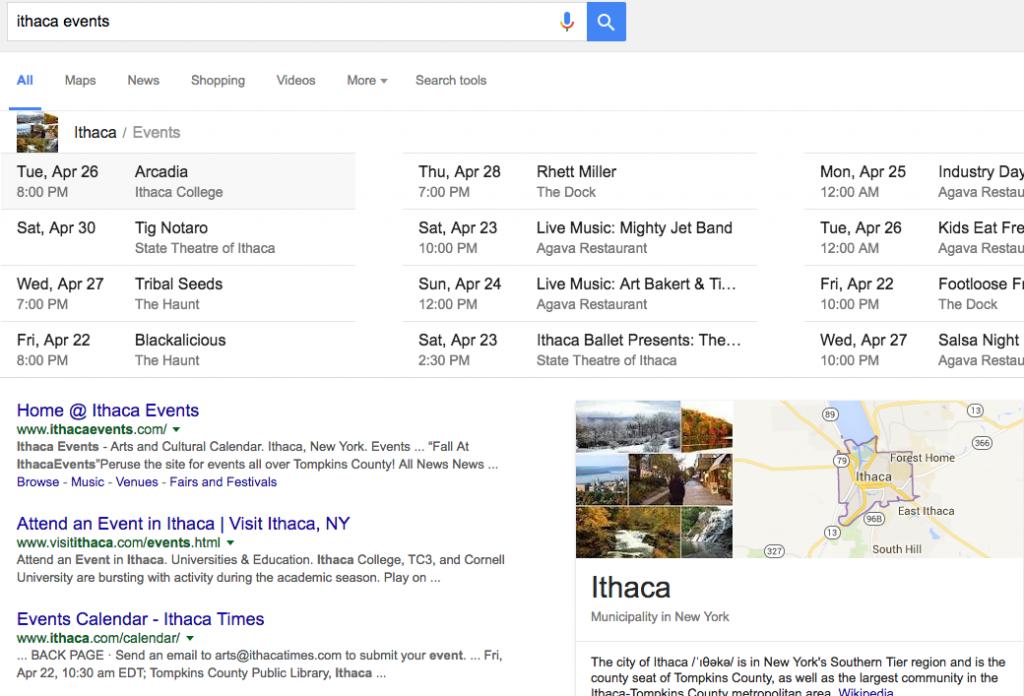 Localist-Google-Knowledge-Graph